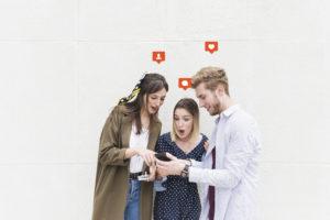 Cinco tendências das redes sociais para apostar em 2019