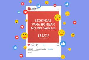 Confira como bombar as legendas para Instagram